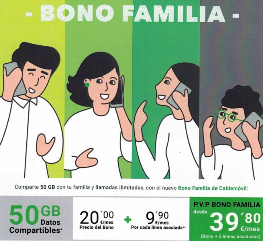 BONO-FAMILIA